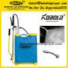 pulverizador plástico do manual do Knapsack da agricultura 16L