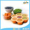 Коробка еды силикона качества еды формы цветка
