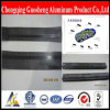 3105, 5005, 5754 liga Coated Aluminum Strip para ABS/PVC/TPE/PP/EPDM Attaching