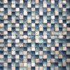 Steinmischungs-Kristallglas-Mosaik-Fliese (HGM310)