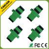 Adaptador-Tbc-Sc simples da fibra óptica da manutenção programada do Sc