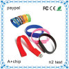 New caldo Products per 2014 il USB di Fashion Band, USB di Silicone Bracelet