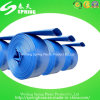 유연한 압력 흡입 물 PVC에 의하여 놓이는 편평한 호스