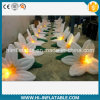 Heiß-Verkauf Hochzeits-Ereignis-LED beleuchtete aufblasbare Blumen-Ketten-Dekoration