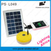 Tent solare Lamp con Mobile Phone Charger Function
