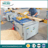 Máquina que acanala de madera automática para hacer la paleta
