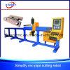 Cortadora del plasma del CNC para la perforación/ranurar del orificio del tubo de acero