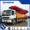 Camion della pompa per calcestruzzo di Sany 47m
