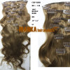 Grampo Hair Weft 100% Virgin brasileiro Hair 125g/Lot More Colors Availiable Hair