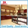 安い焼かれた食器棚(KDSLC013)