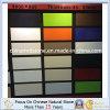 Surface colorée populaire de quartz pour le marché européen et américain