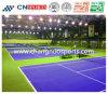 De gewijzigde Acryl Materiële BinnenBevloering van de Tennisbaan