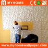 El panel de pared impermeable 3D del PVC de la decoración casera para el cuarto de baño
