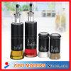 Fornitore di vetro su ordinazione poco costoso del vaso, fabbrica di vetro all'ingrosso del vaso della spezia