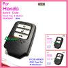Auto Zwarte Slimme Verre Sleutel voor de Leng Pai 3 Knopen 313.8MHz fccid-Kr5V1X van Honda Accord