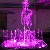 Fontaine extérieure de jardin de fontaine d'eau de danse de musique