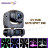 150W Mini LED Moving Head Spot Stage Light (br-150S)