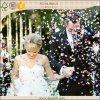 Confeti del papel del partido del tema para la decoración del partido de /Holiday de la abertura de la boda