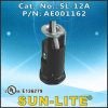 Portalámpara fenólica de la base de los candelabros E12; SL-12A