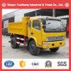 4X2 140HP 9t 6m3 Tipper Truck