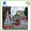 Refrogerador de ar do carro do papel do presente do Natal da promoção/perfume de suspensão do carro (JP-AR077)