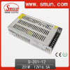 201W Single Output Switching Power Supply 215*115*50mm 12V/15V/24V/48V