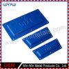 Farbe Tiefziehen Schweißen CNC-Präzisions OEM-Blatt Metall-Stanzteile