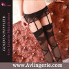 Überzeugung-Strumpfband-Riemen-Strümpfe der heißen reizvollen Frauen elegante (DY01-017)