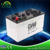 Batería de plomo recargable JIS N150ah de la energía de la frecuencia intermedia