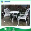 싼 소형 백색 색깔 정원 주조 알루미늄 커피용 탁자 (FY-051ZX)