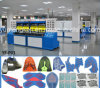 Máquina de fabricación material de la superficie superior de zapatos de la PU de Kpu Rpu