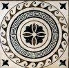 Tolleranza Colour Marble Mosaic Pattern per Corridoio Floor