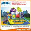 Patio de los niños en la venta, diapositiva plástica