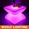 Muebles ligeros al aire libre iluminados populares de la vida moderna LED
