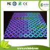 Luz de tierra subterráneo accionada solar del ladrillo de 7 colores LED