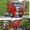 Testa del trattore dell'Saic-Iveco Hongyan 6X4 calda in saudita