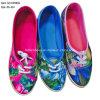 Späteste Segeltuch-Schuhe der Dame-Flat Shoes Causal Shoes (HP0806)