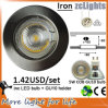 5W COB Slim LED Down Light con Ce RoHS