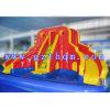 Бассеин скольжения PVC высокого качества раздувной/смешное гигантское раздувное скольжение воды для малышей и взрослых