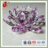 Пурпуровый кристаллический цветок лотоса (JD-CF-309)