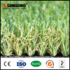 U Shape Decoration Artificial Landscaping Grass mit Fireproof Test