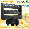 8-Eye Spider Beam Mini LED Moving Head Light (SF-300C)