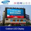 Affichage à LED polychrome extérieur élevé de la définition P6