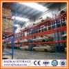 Système résistant de défilement ligne par ligne pour les solutions industrielles de stockage d'entrepôt