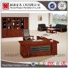 Forniture di ufficio classiche dello scrittorio di legno solido della lacca (NS-SL008)