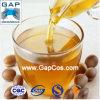 El fabricante suministra el aceite puro del Argan del 100%