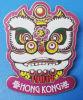 홍콩 전통적인 Cluture 국제적인 접어젖힌 옷깃 Pin (PIN87)