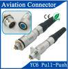 Connecteur de l'analyseur YC7