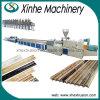Linha plástica da máquina da produção do perfil de Marbleization dos tamanhos diferentes