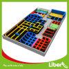 Os adultos comerciais de Liben personalizaram o parque interno do Trampoline
